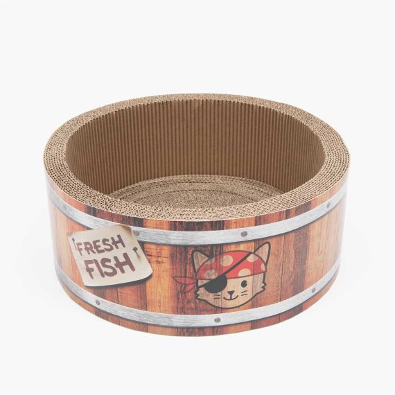 42489 - Pirates Barrel Scratcher - Large