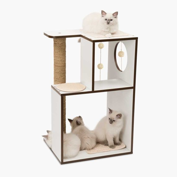 52078 - Vesper Box Large – White