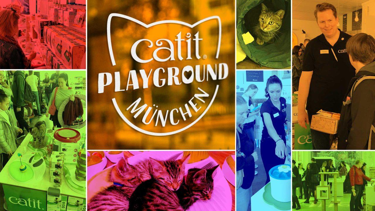 Catit Playground München 2020