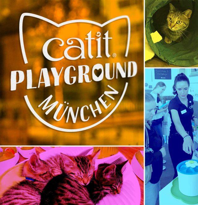 Catit Playground - München 2020