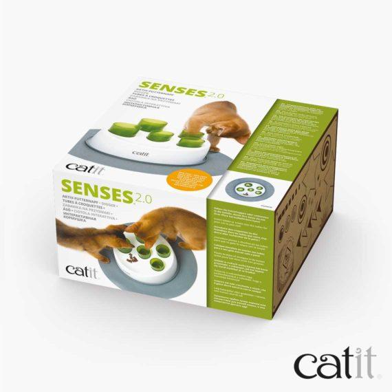 Catit Senses 2.0 Aktiv-Futternapf - Verpackung