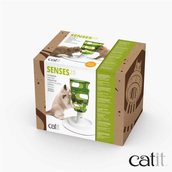 Catit Senses 2.0 Futterbaum - Verpackung