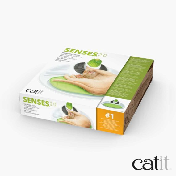 Catit Senses 2.0 Wellness Center - Verpackung