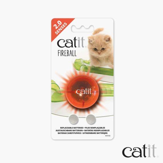 Catit Sense 2.0 Feuerball – Verpackung