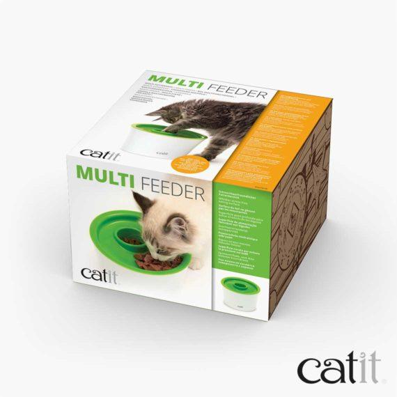 Catit Multi-Futternapf - Verpackung