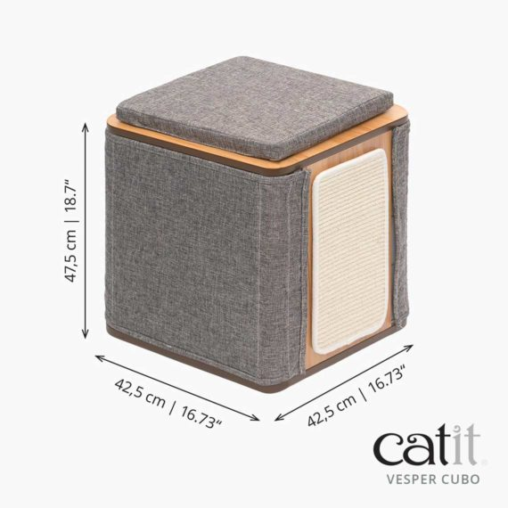 Catit Vesper Cubo - Maß