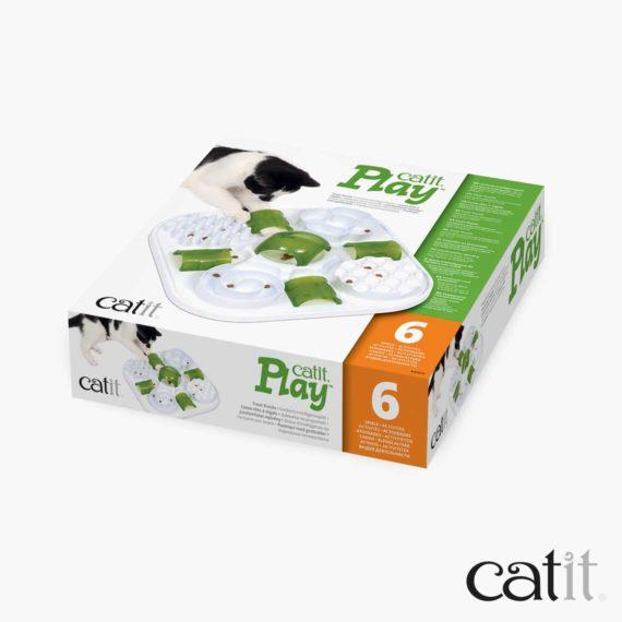 Catit Treat Puzzle packaging