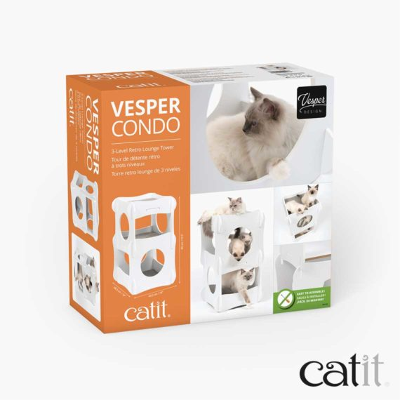 Catit Vesper Condo packaging