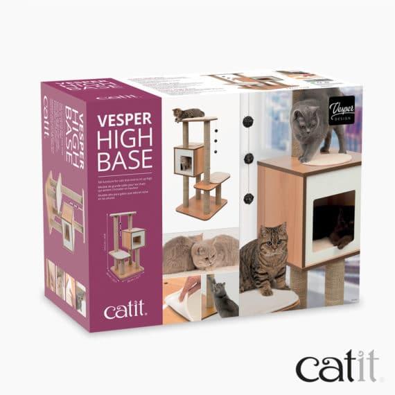 Catit Vesper High Base - Verpackung
