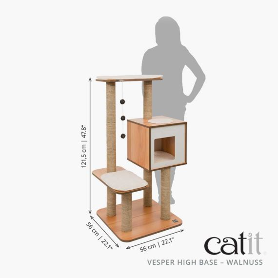 Catit Vesper High Base - Maß