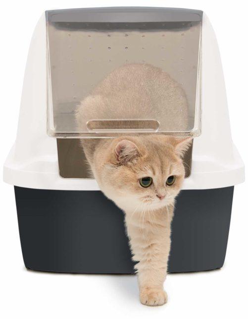 Unsere Katzenstreu klebt nicht an der Katzentoilette oder der Schaufel, was die Reinigung und das Ausschaufeln der Streu viel schneller und einfacher gestaltet