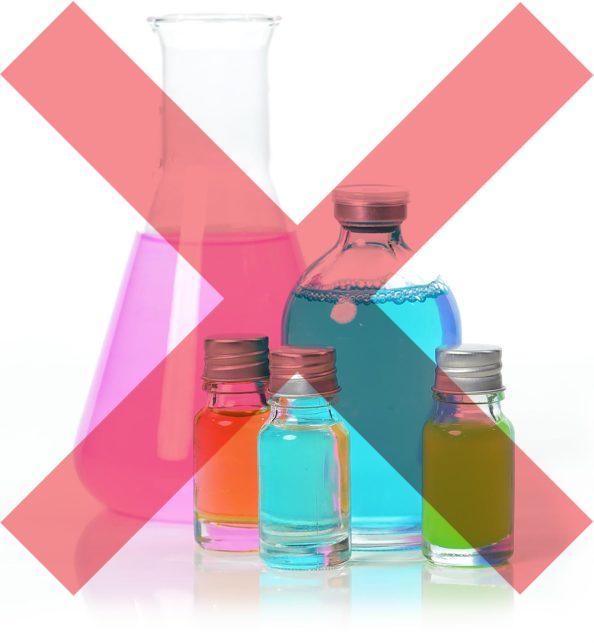 Catit Go Natural!™ ist parfümfrei und frei von Chemikalien