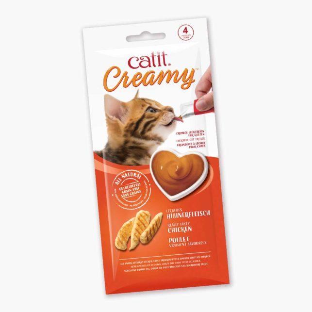 44451 - Catit Creamy - Hühnerfleisch