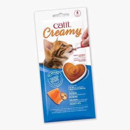44453 - Catit Creamy - Lachs mit Garnelengeschmack