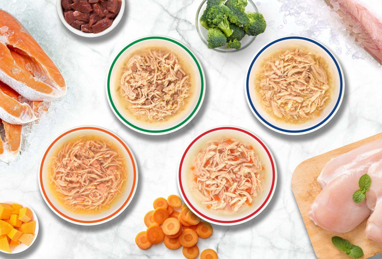 Catit Divine Shreds – Hühnerfleisch - mit nur 4 hochwertigen Zutaten und keinem einzigen Nebenprodukt zubereitet