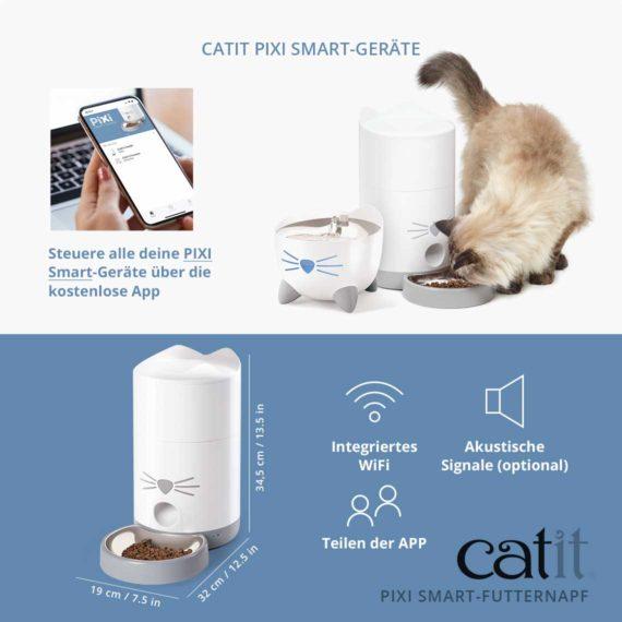Catit PXI smart-geräte