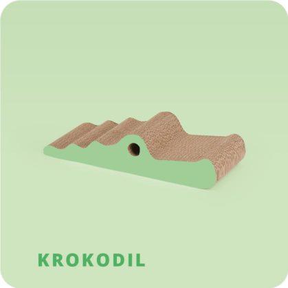 #42502 Krokodil